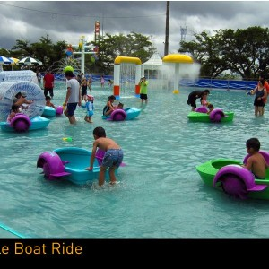 Kids Paddle Boat for Rent