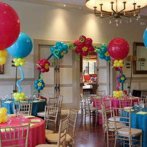 3ft Balloon Centerpiece
