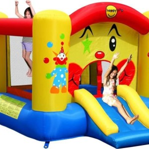 Clown Bouncy castle Singapore