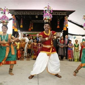 Karakattam dance magical wonderlande