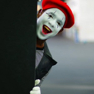 Mime Roving