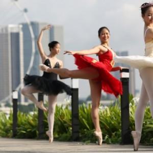 ballet dance magical wonderlande