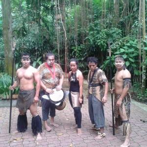 fire tribal show singapore magical wonderlande