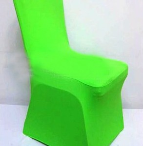 green chair cover spandex singapore