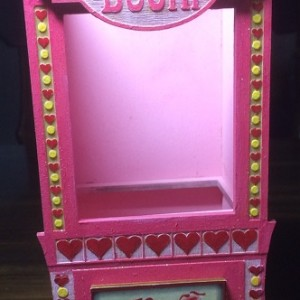 kissing booth complete