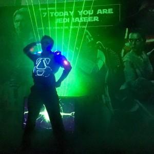 laserman show singapore