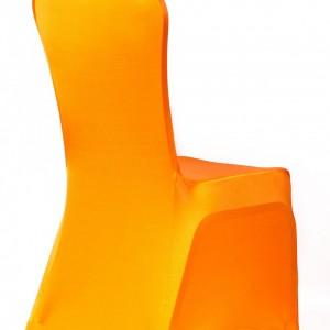 orange chair cover spandex singapore