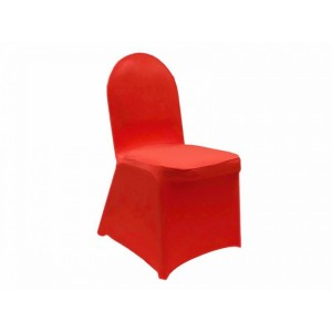 red chair cover spandex singapore