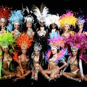 samba dancers magical wonderlande