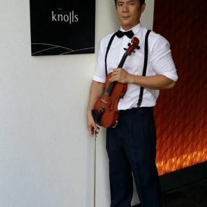 solo violinist singapore