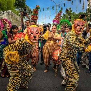 tiger dance puli dance magical wonderlande