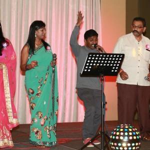 Tamil Singers singapore