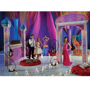 Aladdin Theme Decoration