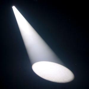 FOLLOW SPOT ON  LIGHT