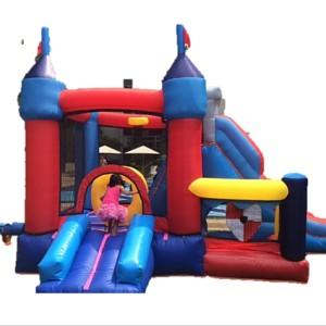 Knight's Bouncy Castle