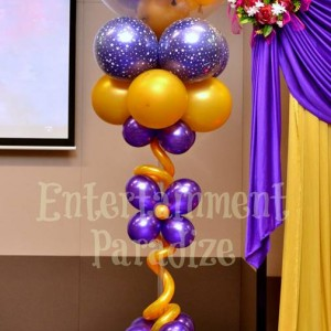 Magical Balloon Column
