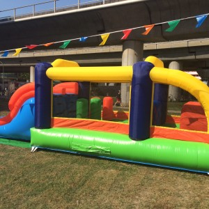 Obstacle Challenge Bouncy Castle