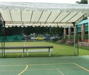 Single Slope Tent (1)