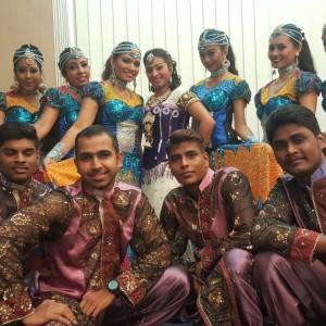 indian folk dance magical wonderlande