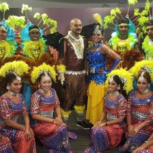 indian modern dance magical wonderlande